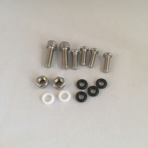 Duralite Tray Waste Fixing Kit