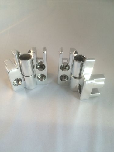 Top & Bottom Centre Hinges for Metropolitan Folding Door